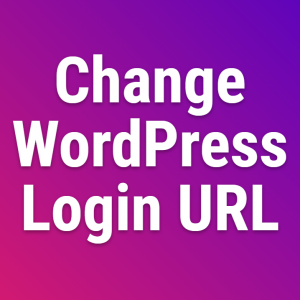 Wp Change Login Url No Plugin